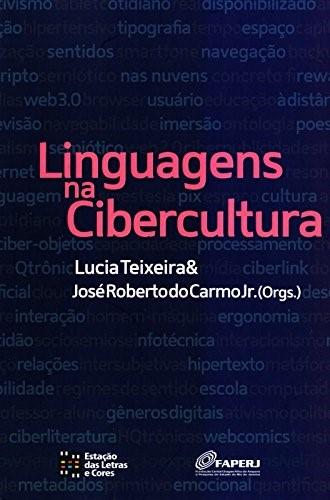 Livro Linguagens cibercultura